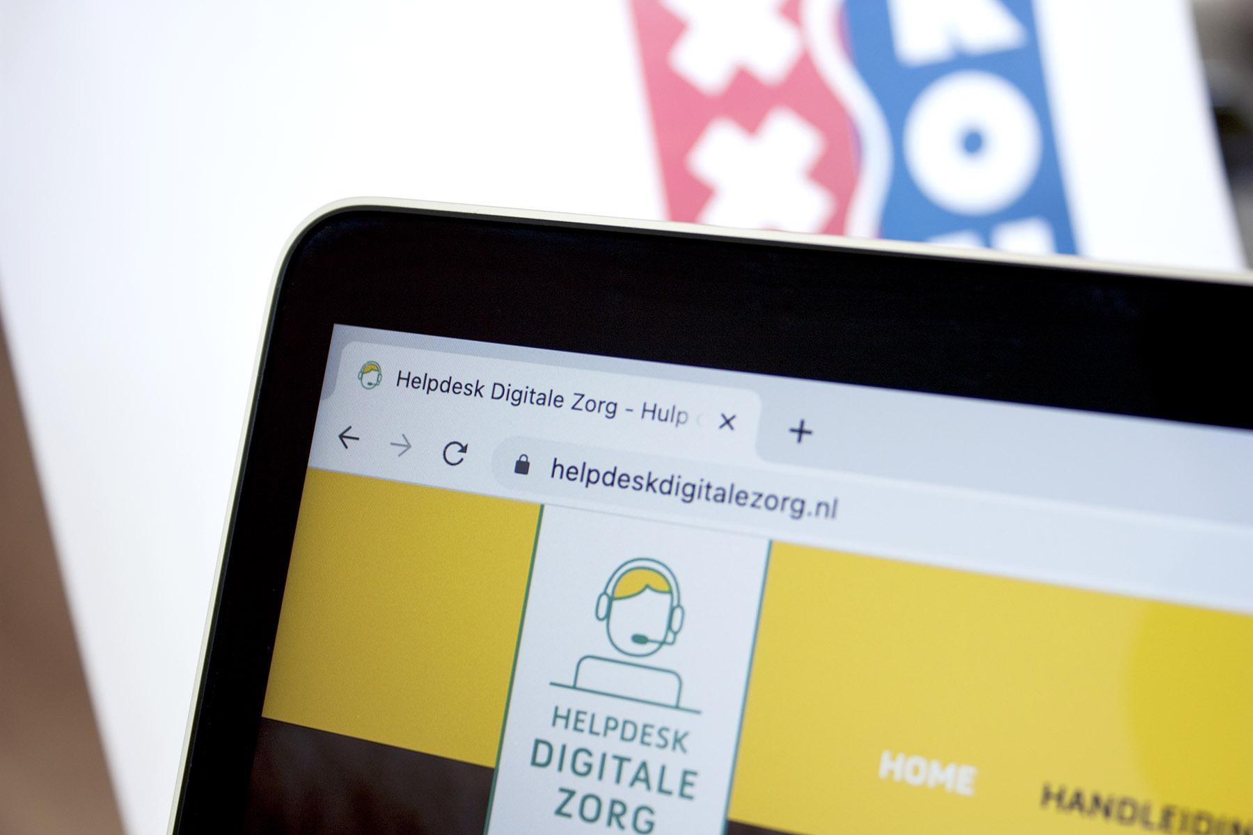 ROHA Helpdesk Digitale Zorg